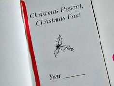 Mum.Wife.Girl.: Review - Christmas Present, Christmas Past