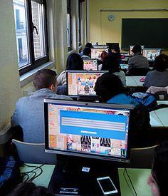 Aprendizaje Activo y Adaptativo con herramientas innovadoras basadas en el juego. Proyecto sobre gamificación en el aula usando las herramientas siguientes: Shop C, sistema de aprendizaje basado en pistas y Magic Learning.