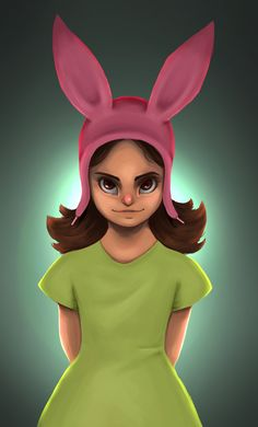 Love the show! Here's Louise! :D (via hey-its-syafiq)