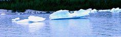 Glacier Ice, by T Julian Holder 2009  Alaska