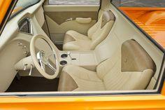 custom truck seats