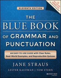 """The 11th edition features a fully revamped internal design together with two-color printing, and lay-flat binding for easy photocopying. As one of the best-selling grammar and punctuation books; recognized by teachers, college professors, homeschoolers, ESL adults, and more; this trusted, easy-to-follow guide explains grammar and usage clearly and concisely, offering """"just the facts"""" to help fill in the grammar gaps for students from 7th grade through post-secondary school."""