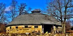 Round Barn in Butler County PA