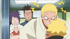 Anko, Iruka, Naruto and Boruto Naruto Uzumaki, Kakashi, Anime Naruto, Naruto Funny, Hinata Hyuga, Naruto And Sasuke, Naruhina, All Anime, Anime Manga