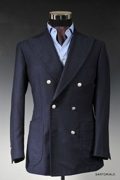 """SARTORIA PARTENOPEA has been a """"best kept secret"""" in the USA, but it should be mentioned along with the best suit makers of Italy."""