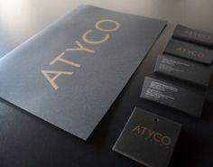 En Atyco apostamos por el diseño. Os mostramos nuestra identidad corporativa.
