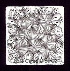 Tangle Mania: Munchin Crunchin