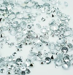Confetti 98733: Crystal - Silver Back Wedding Table Scatter Clear Diamond Diamante Confetti -> BUY IT NOW ONLY: $36.99 on eBay!