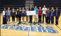 Gardner Edgerton High School awarded grant from National H&R Block Budget Challenge Program #FinLit