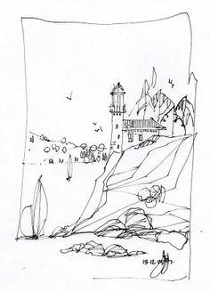 97 best art single line drawings images abstract art artworks Studebaker Golden Hawk rough sketch