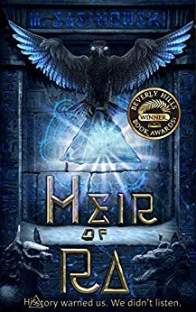 "Read ""Heir of Ra"" by M. Sasinowski available from Rakuten Kobo. 2019 American Fiction Award Winner IBPA Benjamin Franklin Award Winner (Best New Voice: Rea. Ninja Assassin, Science Fiction, Oxford Student, Mystery, Book Sites, Romance, Popular Books, English, The Heirs"