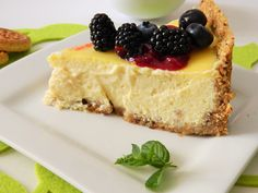 a perfect cheesecake!! all advices to make it here www.extrabitterchocolate.it #cheesecake #breakfast #cake