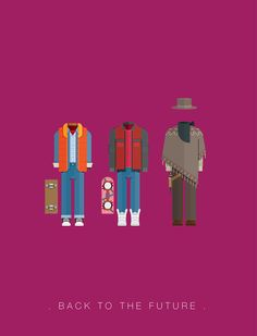 FAMOUS COSTUMES | Movies Back to the Future | Gangs of New York | Django Unchained | Kill Bill | The Good, The bad and The Ugly | Matrix All Images Copyright © 2014 Frederico Birchal Illustration