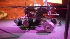 Nasa, Discovery, Monster Trucks, Vehicles, Rolling Stock, Vehicle