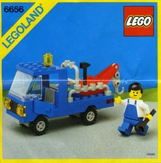 6656-1: Tow Truck | Brickset: LEGO set guide and database