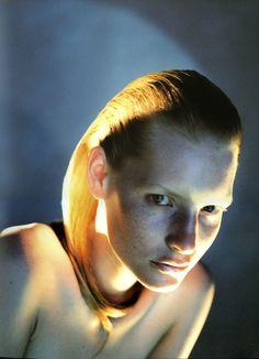 Javier Vallhonrat - Photographers - Beauty - 1991 Luna Aldo Coppola L Oreal   Michele Filomeno