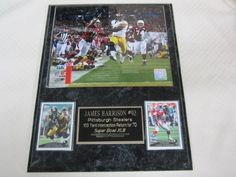 Pittsburgh Steelers Plaques