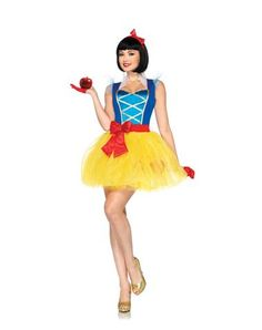 Disney Snow White Adult Womens Costume $50 Small 4-6 (dress and headband) pre-order ships 9/15