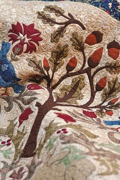 More William Morris Appliqué