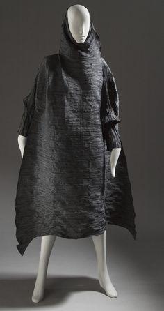 Woman's Dress, 'Tidal Wave' Issey Miyake (Japan, born 1939) Japan, 1993