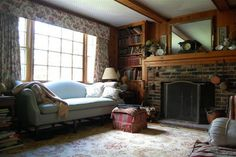 english cottage decorating | English Cottage Sofas Design Ideas, Pictures, Remodel, and Decor