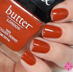 butter LONDON x Allure Arm Candy Collection Swatches It's Vintage