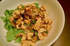 Vegan Ma Po Tofu