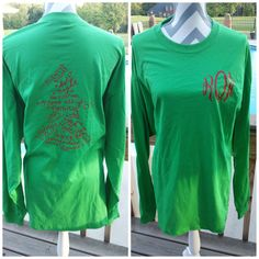Content-Type: application/octet-stream    Monogrammed Christmas Carol Long Sleeved Shirt. Christmas Shirt. Christmas Party Shirt. Tacky Christmas Party. Holiday Shirt. Monogrammed. by ElleQDesigns on Etsy https://www.etsy.com/listing/240783872/monogrammed-christmas-carol-long-sleeved