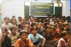 Creflo Dollar Global Missions in India is supporting three Orphanages with more than 300 children, widows and elderly in Rajahmundry, Andhra Pradesh. Besides providing for their basic necessities such as food and clothing, the ministry also is offering support for building a school that will provide education and vocational courses for these dear children.  As a part of our mission to reach the unreached with God's love and compassion, our team along with PCYS,