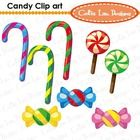 Free candy clip art set for teachers.There are 8 digital graphics. Great for go any themed projects.  ☆★For more clipart, please visit  Celia Lau D...