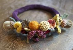 lovey autumn bracelet by Danielle Hanson