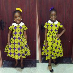 #EzRepost @abada_kids with @repostigapp    Super cute ❤❤❤ #abadamodels #proudlynigerian #cute #pretty #ankaralover #nigerianfashion #kidsfashion #abuja #beautiful #fashionforchurch