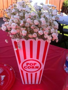 Carnival/Circus Birthday Party Ideas | Photo 21 of 38 | Catch My Party