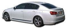 Nice Lexus: 2006-2011 Lexus GS Series GS300 GS350 GS430 GS450 GS460 Duraflex I-Spec Side Ski...  Products Check more at http://24car.top/2017/2017/07/20/lexus-2006-2011-lexus-gs-series-gs300-gs350-gs430-gs450-gs460-duraflex-i-spec-side-ski-products/