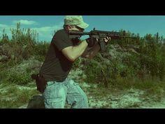 AR-15 M4 ASG Replica - Taplic video