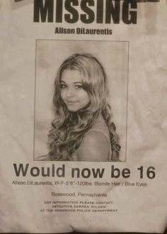 Alison Dilaurentis - Pretty Little Liars. ♥