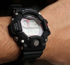 """Casio GW9400 Rangeman Watch Review: The Best G-Shock Today? - See the full review and photo gallery on aBlogtoWatch.com """"I love to review new Casio G-Shock watches and today I'd like to share with you the excellent GW9400 Rangeman. Clearly I don't cover each new G-Shock model, but I make it a point to notice the best new pieces from Casio that continue to offer more of what we love in what is arguably the world's most useful collection of timepieces..."""""""