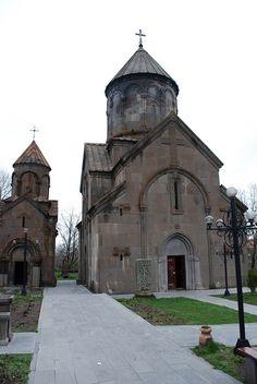 https://flic.kr/p/7WoxZr   Kecharis Church Complex - Tsaghkadzor, Armenia