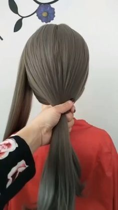 🌟Access all the Hairstyles: – Hairstyles for wedding guests – Beautiful hairstyles for school – Easy Hair Style for Long Hair – Party Hairstyles –. Little Girl Hairstyles, Hairstyles For School, Braided Hairstyles, Cool Hairstyles, Beautiful Hairstyles, Hair Upstyles, Long Hair Video, Wedding Guest Hairstyles, Medium Long Hair