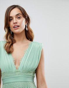 97ed5956e7e Discover Fashion Online Asos Premium, Nice Dresses, Prom Dresses, Dress  Codes, Lace