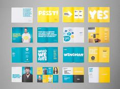 Optus Logo, Identity, and Advertising Magazine Layout Design, Book Design Layout, Editorial Layout, Editorial Design, Typography Design, Branding Design, Module Design, Employee Handbook, Magazin Design