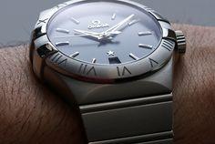 Date: July 21, 2014, 7:30 am Post Title: Omega Constellation Co-Axial 38mm Watch Review Post URL: http://feedproxy.google.com/~r/Ablogtowatch/~3/36TVAV9JKLk/
