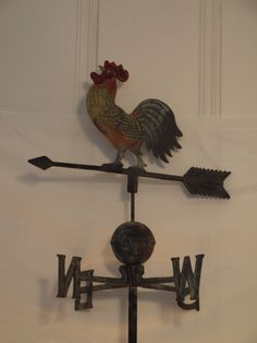 I need a weather vane like this for my kitchen!