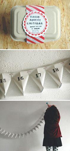 paper advent calendar @NataliaBorrell