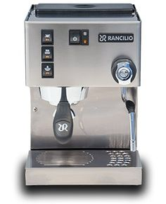 Espressomaschine Rancilio Silvia Eco