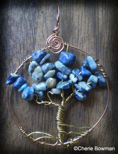 Tree of life pendant!