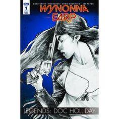 Wynonna Earp Legends: Doc Holliday #1 (Subscription Variant A) £2.65