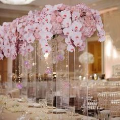 Search Unique and Elegant Wedding Centerpieces and Tabletop Accents Here at tableclothsfactory. Shop for Clear Acrylic Pedestal Risers, Transparent Acrylic Display Boxes, Geometric Terrariums, Nordic Style Candle Holders, and more! Pink Centerpieces, Quinceanera Centerpieces, Quinceanera Themes, Centrepieces, Wedding Table, Our Wedding, Dream Wedding, Pink Wedding Theme, Elegant Wedding