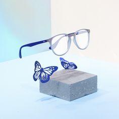 ae9cfe60e64518 Les nouvelles lunettes de vue hyper tendance Erika par  RayBan Lunette De  Vue, Lunettes