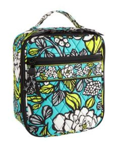 Want!  I think it could be a fantastic birthday gift!!  :)  Lunch Break | Vera Bradley